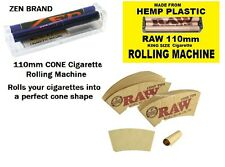 "NEW 110mm RAW rolling machine+ZEN Cone roller+ RAW Cone Tips for ""ROTNEZI"" FANS"