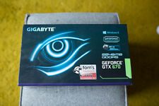 Gigabyte GeForce GTX 670 (2048 MB) (GV-N670OC-2GD) Graphics Card