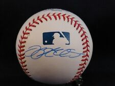 Jeremy Hellickson signed MLB Ball with case and Personal COA