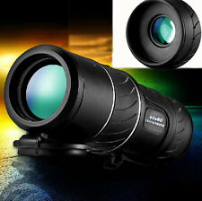 2016 Panda 40X60 Zoom Outdoor Night Monocular HD Vision Telescope Binoculars