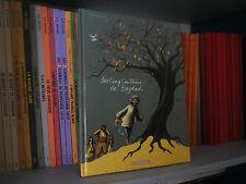 LES CINQ CONTEURS DE BAGDAD - Duchazeau & Vehlmann - Ed Originale - BD