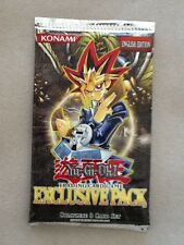 YU-GI-OH TRADING CARDS EXCLUSIVE PACK  COMPLETE 8 CARD SET RARE ! FACTORY SEALED