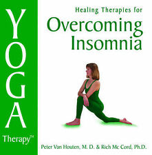 Yoga Therapy: Overcoming Insomnia,Rich McCord, Peter Van Houten,Excellent Book m