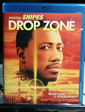Drop Zone (Blu-ray Disc, 1994) Used Once - Free S&H - Rare OOP - Wesley Snipes