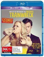 Trainwreck (Blu-ray/UV), Brand New & Sealed
