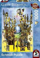 Castle in the Air: Colin Thompson Schmidt Jigsaw Puzzle 1000 pieces 59354