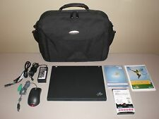 "IBM Lenovo ThinkPad T43 14.1"" SXGA+ Laptop /WIN XP PRO W/Extras *L@@K*- FREE S/H"