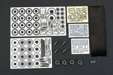 Hobby Design 1/24 Ferrari F40 Detail-up Set for Tamiya (Resin+PE+Metal Parts)