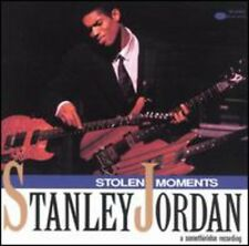Stolen Moments - Stanley Jordan (1991, CD NEUF)