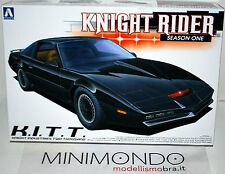 KIT KNIGHT RIDER KITT SEASON ONE SERIE TV SUPERCAR 1/24 AOSHIMA 04127 4127