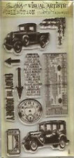 Tim Holtz Clear Stamps - THE JOURNEY -#28