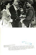 FOTO ORIG. ARCHIVIO RAI TV-R. HUSSEY, R. YOUNG E S.TRACY-PASSAGGIO A NORD OVEST