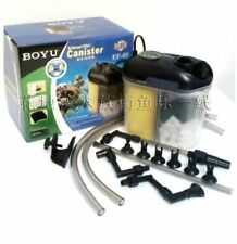 Boyu external canister aquarium filter EF-05 220V 150L/H nano tank quarantine