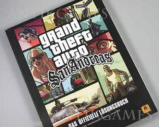 Grand Theft Auto GTA  San Andreas Offizieller Spieleberater Lösung in Deutsch