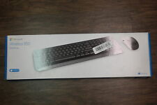Microsoft Wireless Desktop 850 Keyboard and Mouse PY9-00001 - Black