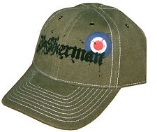 GIFTS FOR MEN Ben Sherman Mens Target Baseball Cap Khaki Brown One Size
