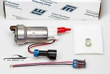 Genuine * WALBRO * 460LPH E85 In-Tank Fuel Pump+FITTING KIT FOR EVO CT9A 4G63