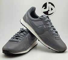 WMNS NIKE PRE MONTREAL RACER PINNACLE LEATHER  GREY (  839605-002 ) SIZE 9