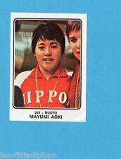 CAMPIONI dello SPORT 1973/74-Figurina n.243- AOKI - GIAPPONE -NUOTO-Rec