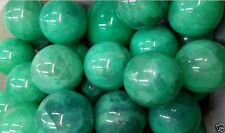 2.36in=60mm Glow In The Dark Stone crystal Fluorite sphere ball (Iceland SPAR)