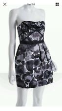 Bcbg Max Azria Multi Pleated Strapless Short Cocktail/Holiday  Dress Sze 2 $368