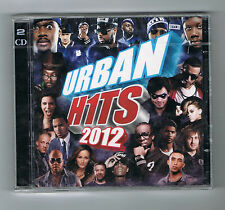 URBAN HITS 2012 - 2 CD SET - 43 TITRES - 2012 - NEUF NEW NEU