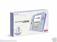 NINTENDO 2DS LAVENDER JAPANESE VERSION IMPORT NEW JAPANZON NO 3DS
