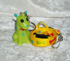 AMERICAN Heart ASSOCIATION MARTIA MUTLEY Key chain ring Dog Keychain & LANYARD!