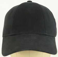 Avast! Black Baseball Hat Cap with Adjustable Cloth Strap