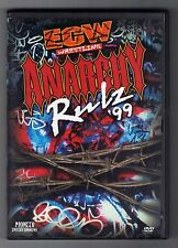 ECW - Anarchy Rulz '99 (DVD, 2002)