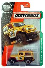 2016 Matchbox #120 MBX Explorers Toyota Land Cruiser FJ40