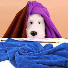 Popular Towel For Pet Puppy Dog Cat Fleece Blanket Small Size Mat Sports FFY