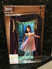 Barbie As Juliet From Shakespeare's Romeo and Juliet NRFB 2004