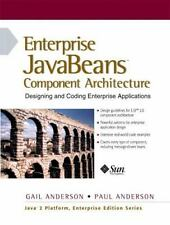 Enterprise JavaBeans Component Architecture: Designing and Coding Enterprise Ap
