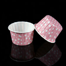 20/120 Pcs Paper Cake Cup Liners Baking Cup Muffin Kitchen Cupcake Cases Party