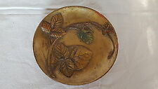 Linthorpe Christopher Dresser vintage Art & Crafts antique wall plate plaque