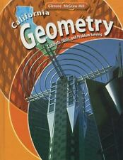 California Geometry: Concepts, Skills, and Problem Solving GLENCOE GEOMETRY CALI