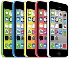 Apple iPhone 5C 16Go Débloqué Reconditionné à Neuf 12 Mois Garantie