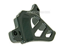 Carbon Fibre Style Front Sprocket Engine Cover Casing AM6 Aprilia RS50 RX50 MX50