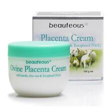 Natural Placenta Cream with Lanolin Aloe Vera & Vitamin E 100g New Zealand made