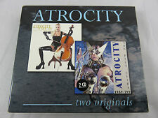 Atrocity - Two Originals Limited Edition, Doppel-CD Rock 3 CD´s