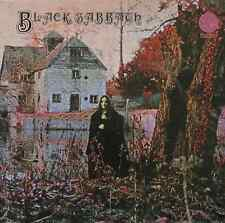 BLACK SABBATH ‎- Black Sabbath (LP) (G/G+)
