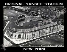 New York - Yankee Stadium ORIGINAL - Travel Souvenir FLEXIBLE Fridge Magnet