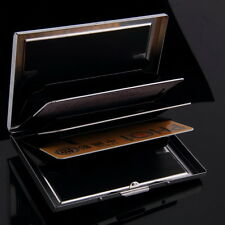 Waterproof Aluminum Business ID Credit Card Wallet Holder Pocket Case Box UF