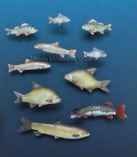 Mantis Mins 35020 Fish Animal set 5 1/35th Model unpainted kit