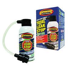 Supercool Car Air Con Conditioning System Total Leak Stop UV Dye Leak Detector