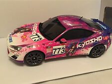 KYOSHO MINI-Z Sports mr-03 TOYOTA jkb86 2014, 1/27, 2.4ghz RC readyset 32201jkb2