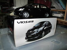 Toyota vios yaris sedan belta 1/18 model car silver free shipping