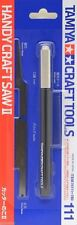Tamiya Handy Craft Saw II Mini Razor Tool Set Plastic Model Blades #74111