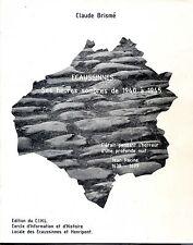 ECAUSSINNES - Ses heures sombres de 1940 à 1945 - C. Brismé 1987 - Belgique
